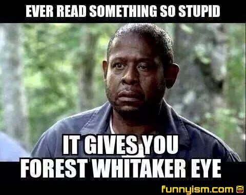 Forest whitakers eye