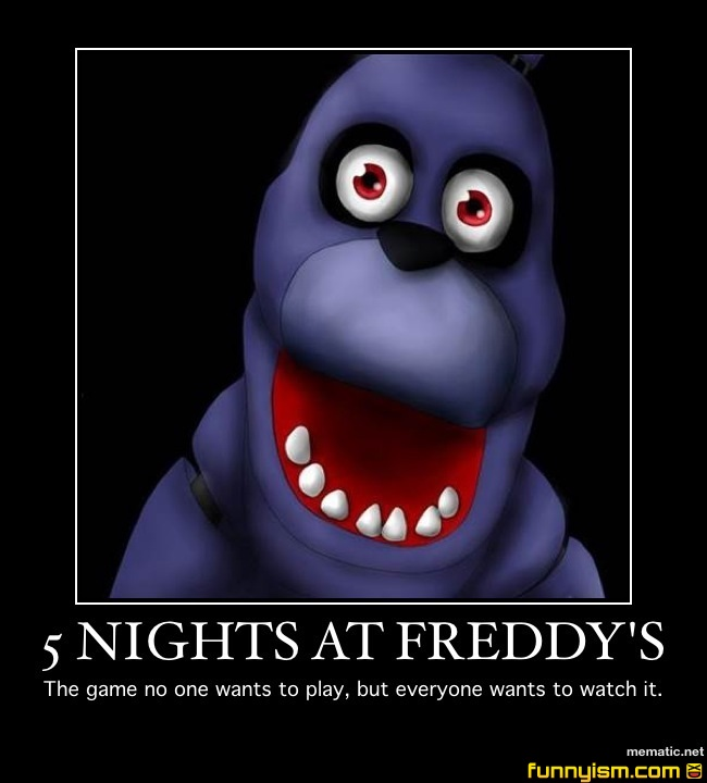 the truth about 5 nights at freddys funny pics