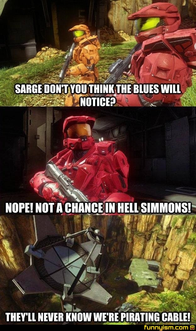 Rvb memes Google Search RVB Red vs blue Red Blue t