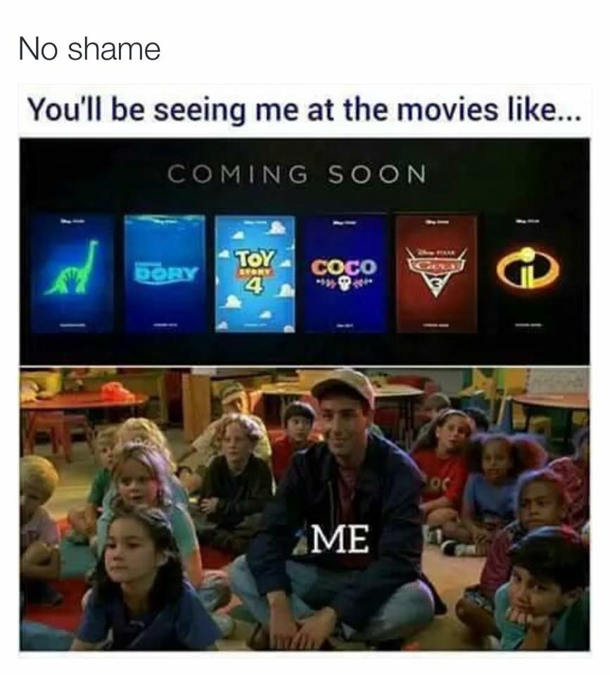 By The Movies