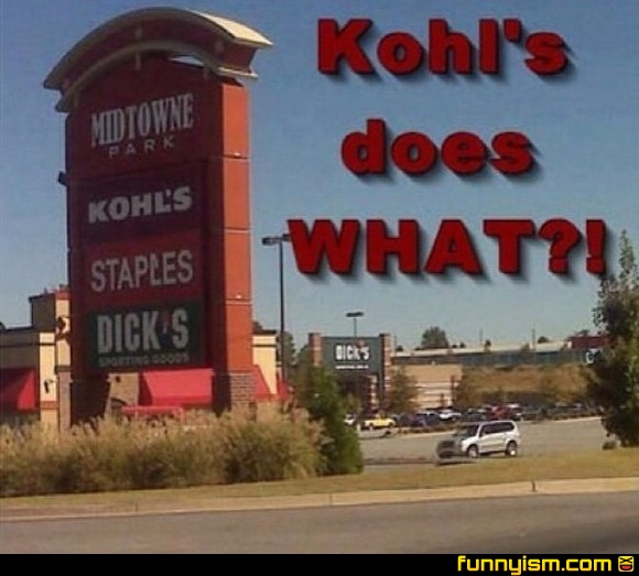 Kohl S Funny Memes : Can someone please explain how does american town