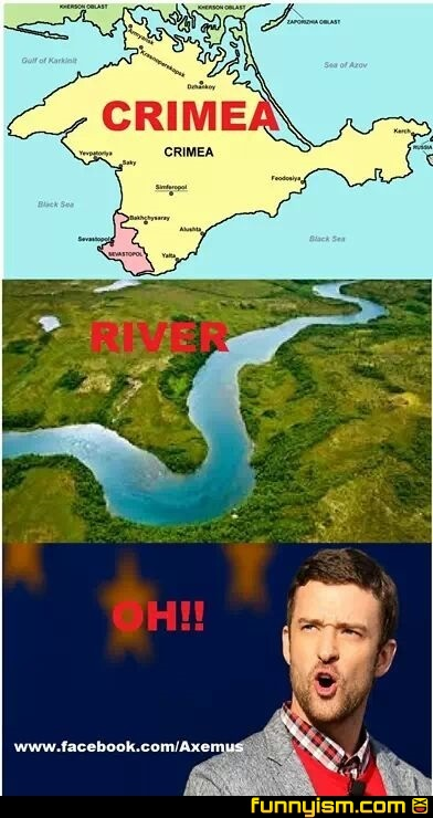 Crimea River Funny Pics Funnyism Funny Pictures