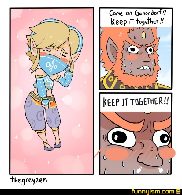 Is link gay