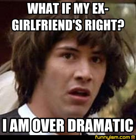 I am dating my ex wife