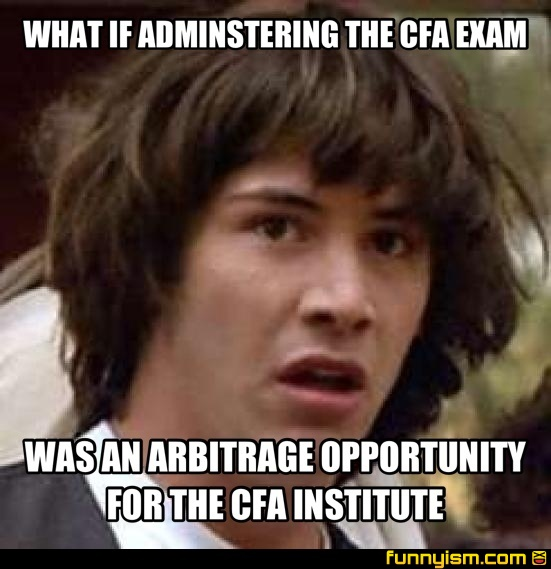 b176c48c f8db 4899 a011 59f7ea0924cd what if adminstering the cfa exam was an arbitrage opportunity for