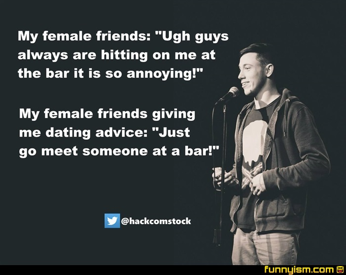 funny dating advice for guys