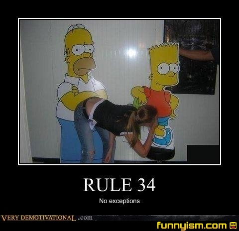 the rule 34